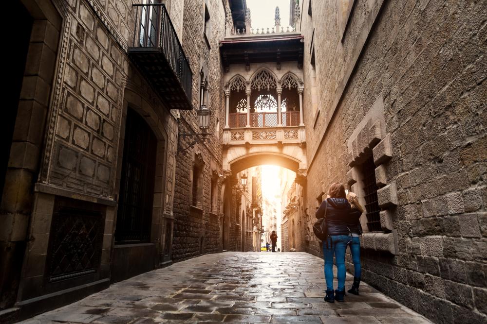 the-gothic-quarter-barcelona