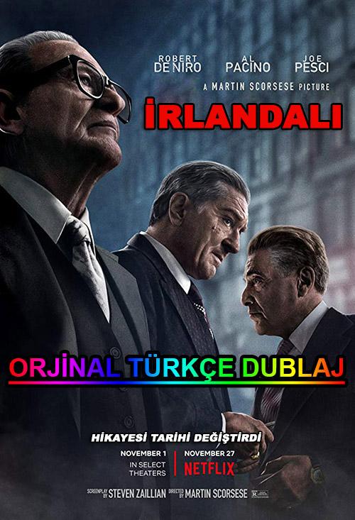 İrlandalı | The Irishman | 2019 | WEB-DL | XviD | Türkçe Dublaj | 1080p - m720p - m1080p | WEB-DL | Dual | TR-EN | Tek Link