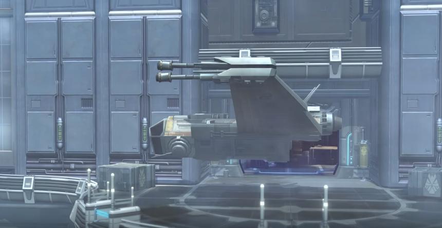 Senya Tirall vs Mace Windu Starship