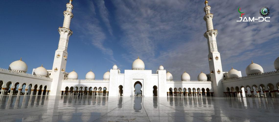 Мечеть шейха Зайда в ОАЭ | COVID-19