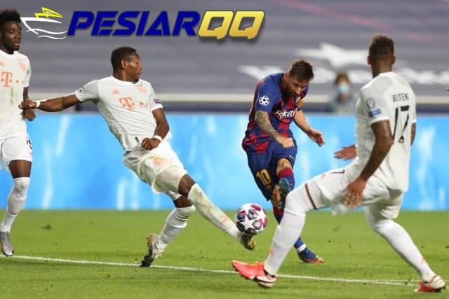 Lima Kali Bertemu Tim Messi di Liga Champions, Ronaldo Gagal Cetak Gol
