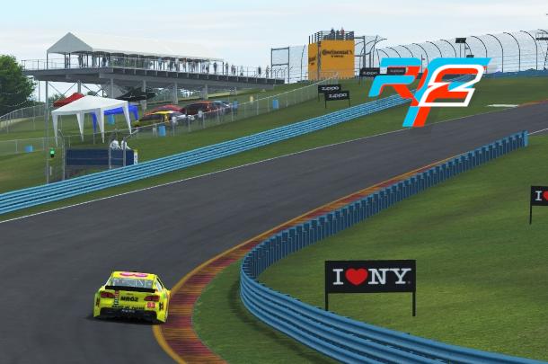 VRC NASCAR 2021 - Round 9 - Watkins Glen