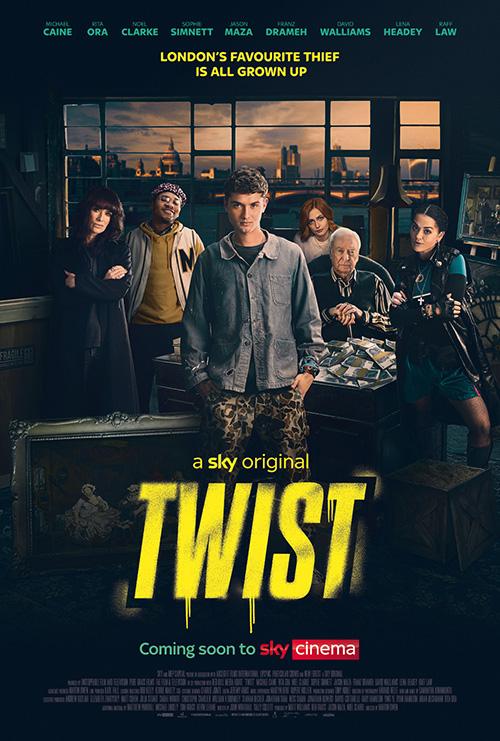 Twist | 2021 | m720p - m1080p | WEB-DL | Türkçe Altyazılı | Tek Link