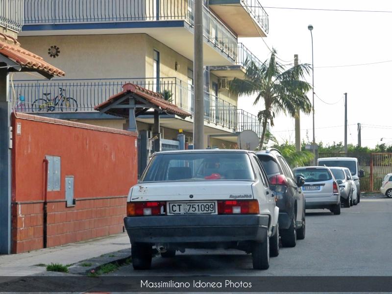 avvistamenti auto storiche - Pagina 2 Fiat-Regata-70-S-1-3-65cv-86-CT751099-310-000-5-5-2018-2