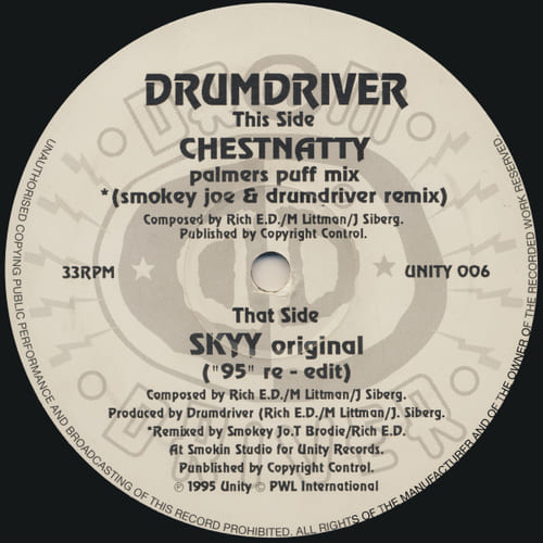 Download Drumdriver - Skyy / Chestnatty Remix mp3