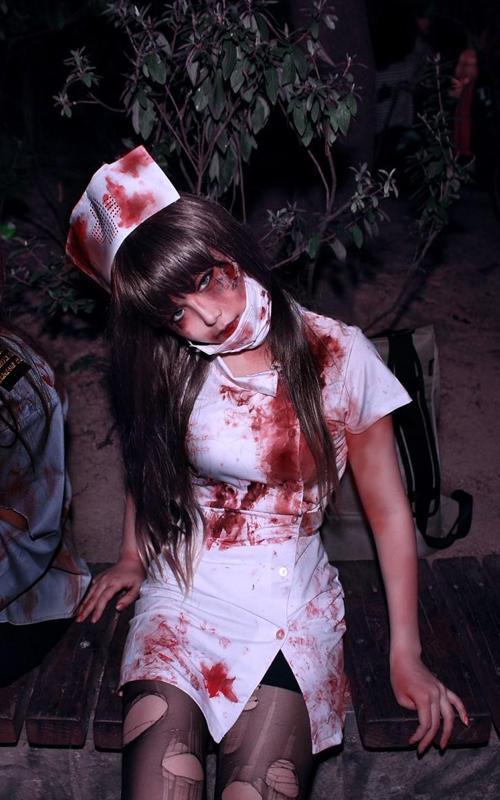 [Halloween] Casa del terror [Invitados & Co] Sayuri-hallowen