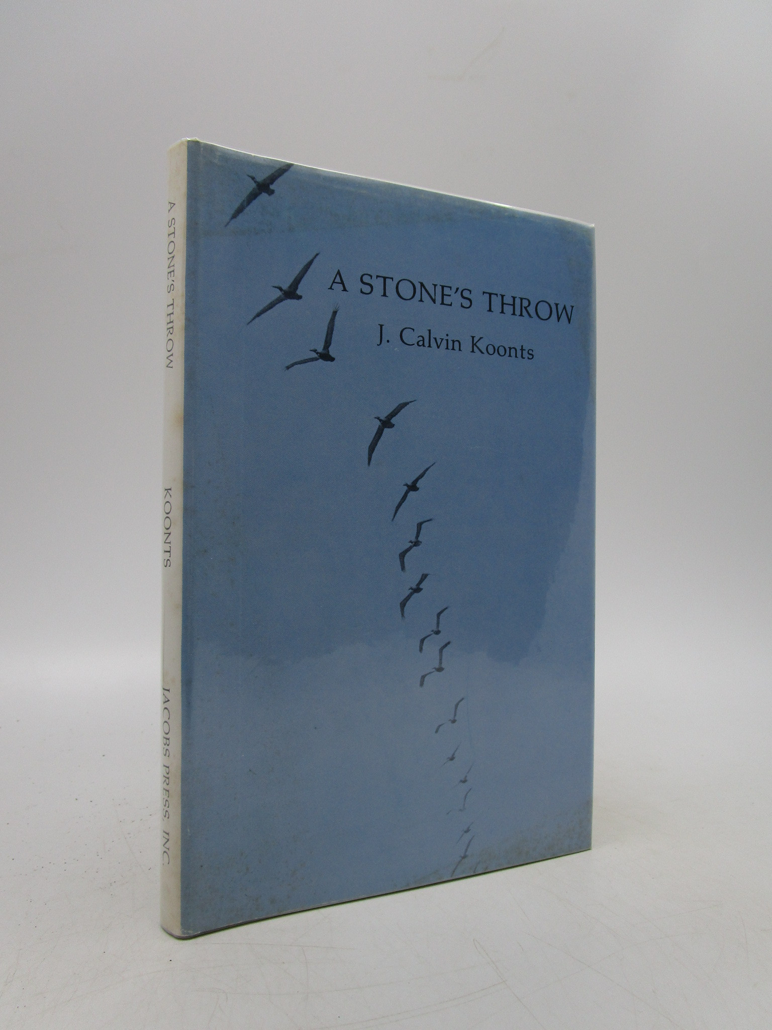 Image for A Stone's Throw (First Edition)