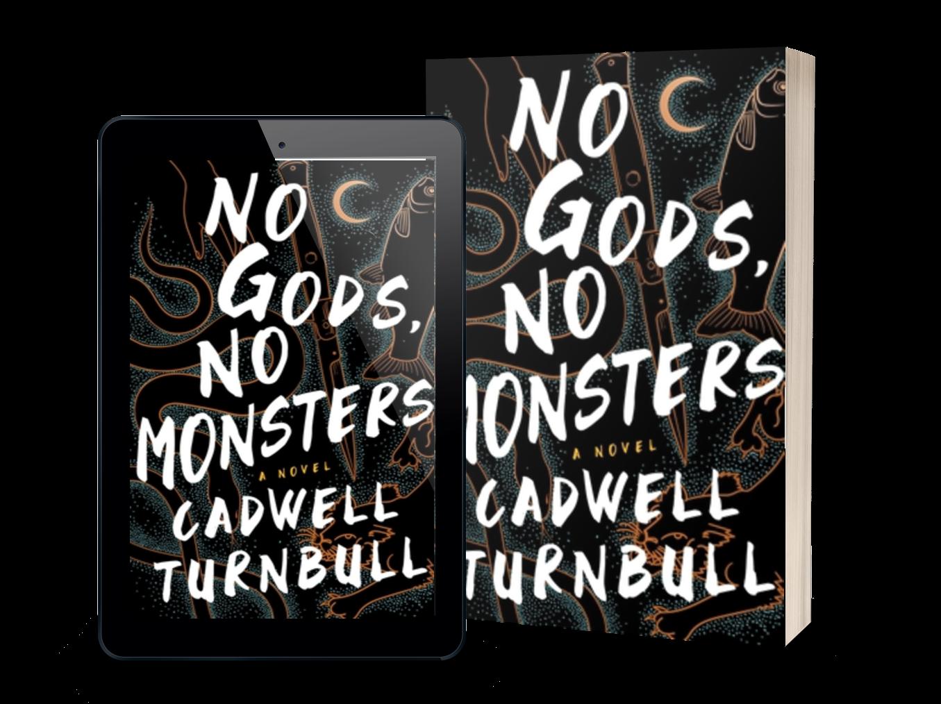 no gods no monsters cover