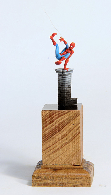 Spiderman (Knight Models 35mm) IMG-3346