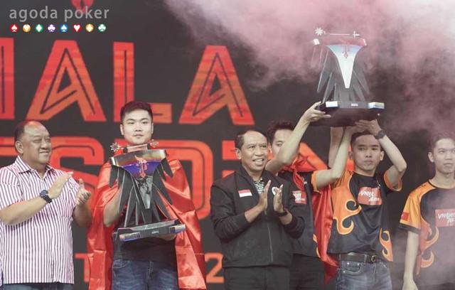 Ramai dan Sportif, Menpora Acungkan Jempol untuk Piala Presiden Esports
