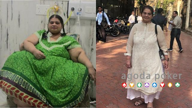 Kalahkan rekor wanita paling keras di Asia, sekarang tubuh langsing Rajani
