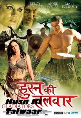 Husn Ki Talwaar (2020) Hindi Dubbed 720p BluRay 700MB Download