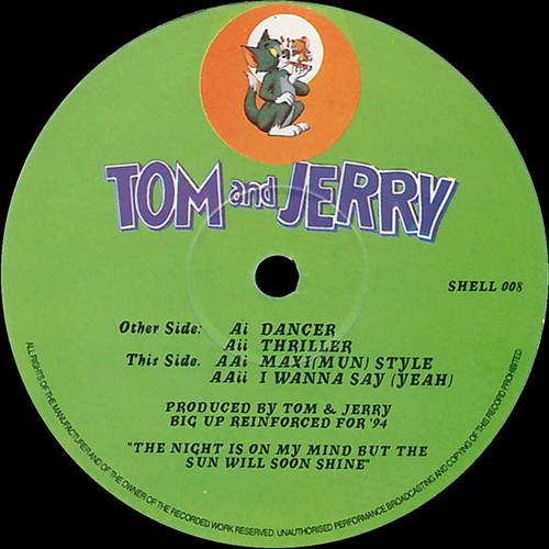 Tom And Jerry - Dancer 1994