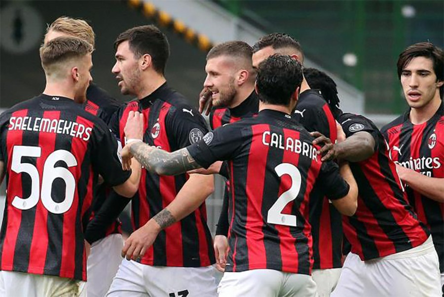 Sampdoria-Milan Streaming Link, match in Diretta TV con Sky Live