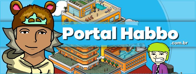 Portal Habbo - Conheça o mais novo portal Habbo