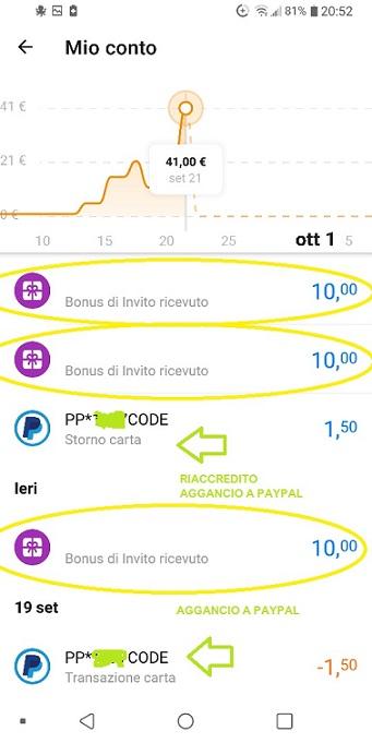 Bunq! 3 Bellissime carte +Bonifici Istantanei e 25 IBAN usa e getta INCLUSI + PROMO 10,00 € DI APERTURA 2019-Set-19-Bunq