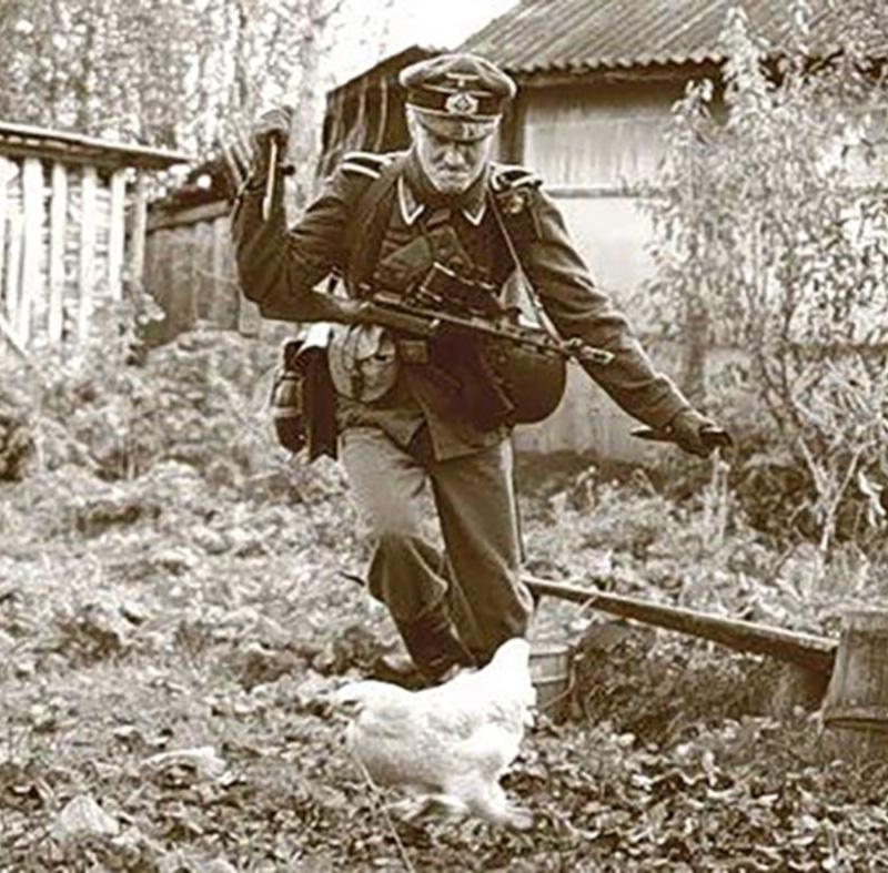 Wehrmacht army