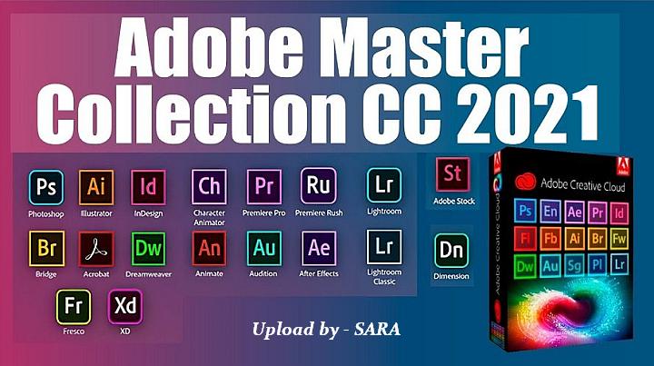 Adobe Master Collection 2021 19.07.2021 v8 ( 21.07.2021 )( x64 ) Aktywowane