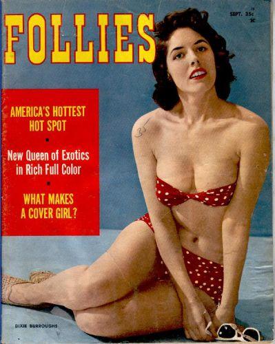 Cover: Follies Vol 03 No 05 Sep  1958