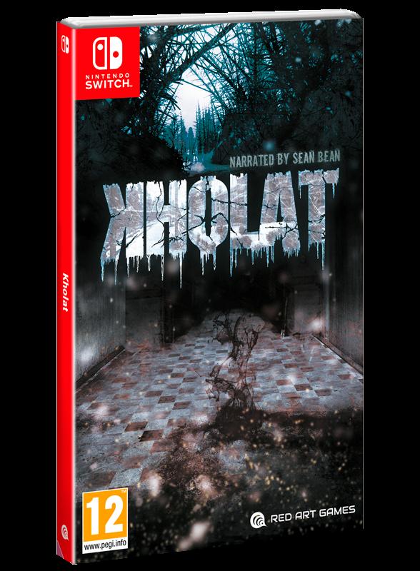 KOHLAT Switch Sleeve 3 4 game art logo