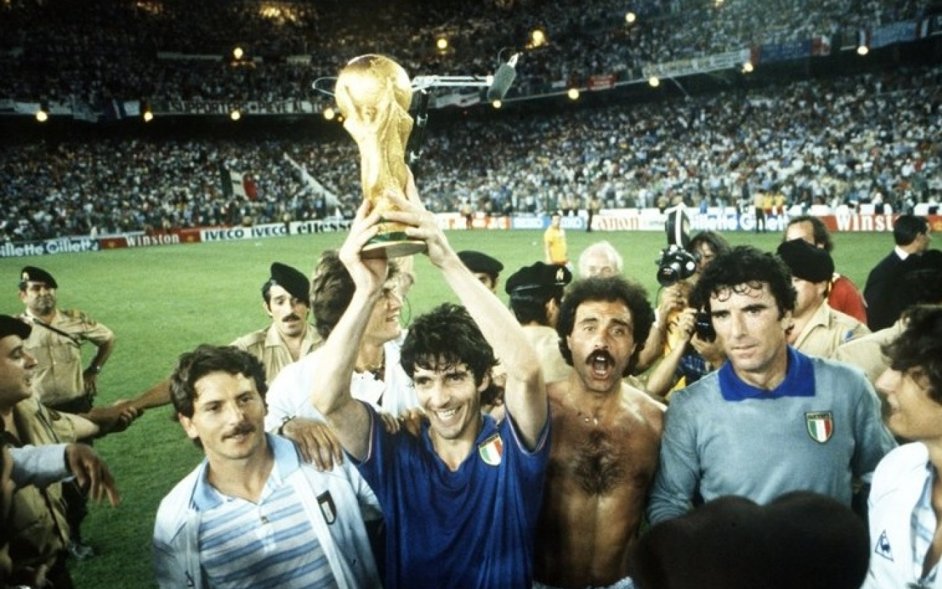 Paolo Rossi, addio all'eroe dei Mondiali 1982