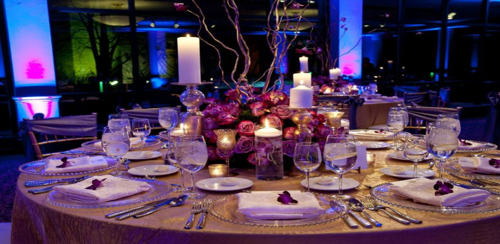 Anniversary Wedding Planner Decoration