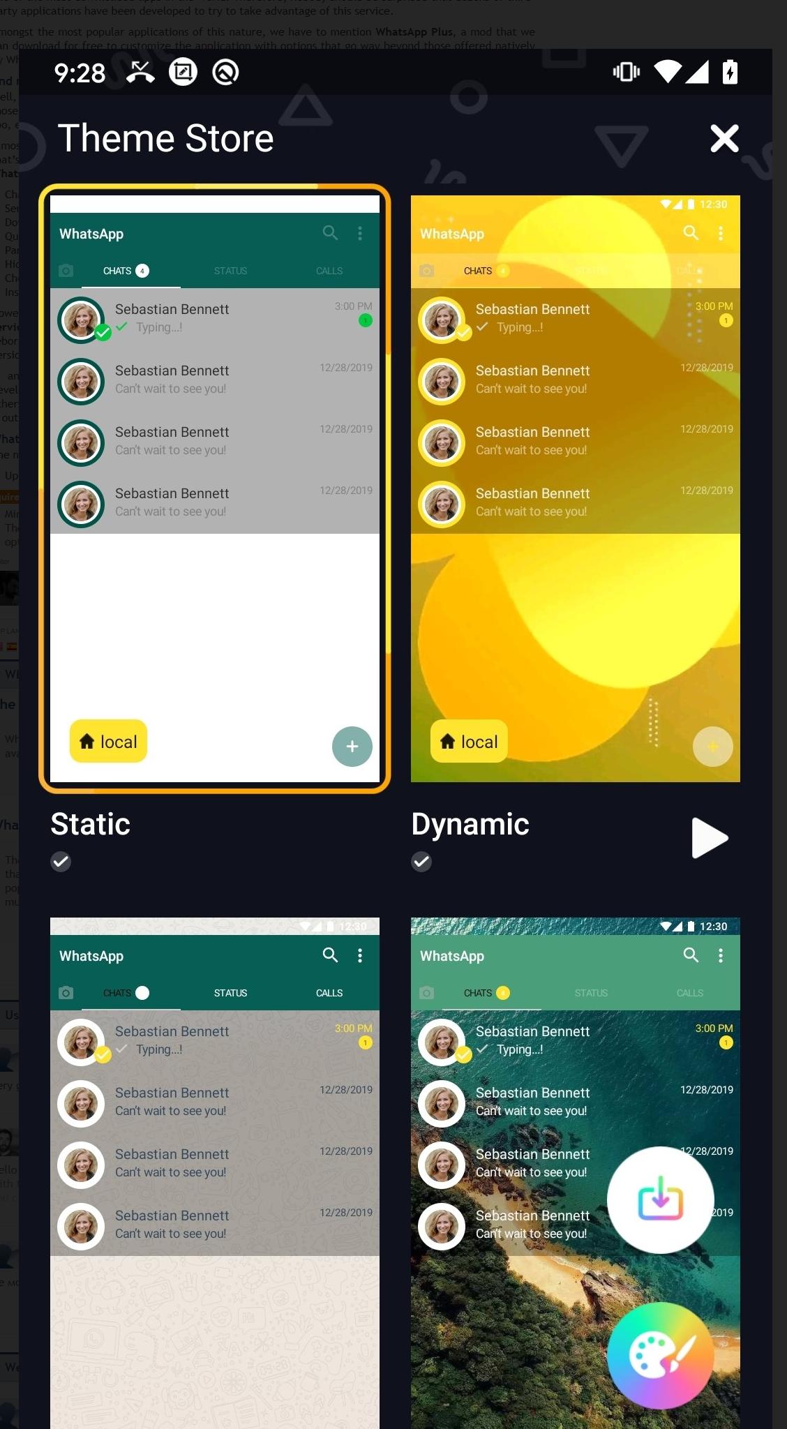 Whatsapp++APK Whatsapp Plus v17.50.0 5