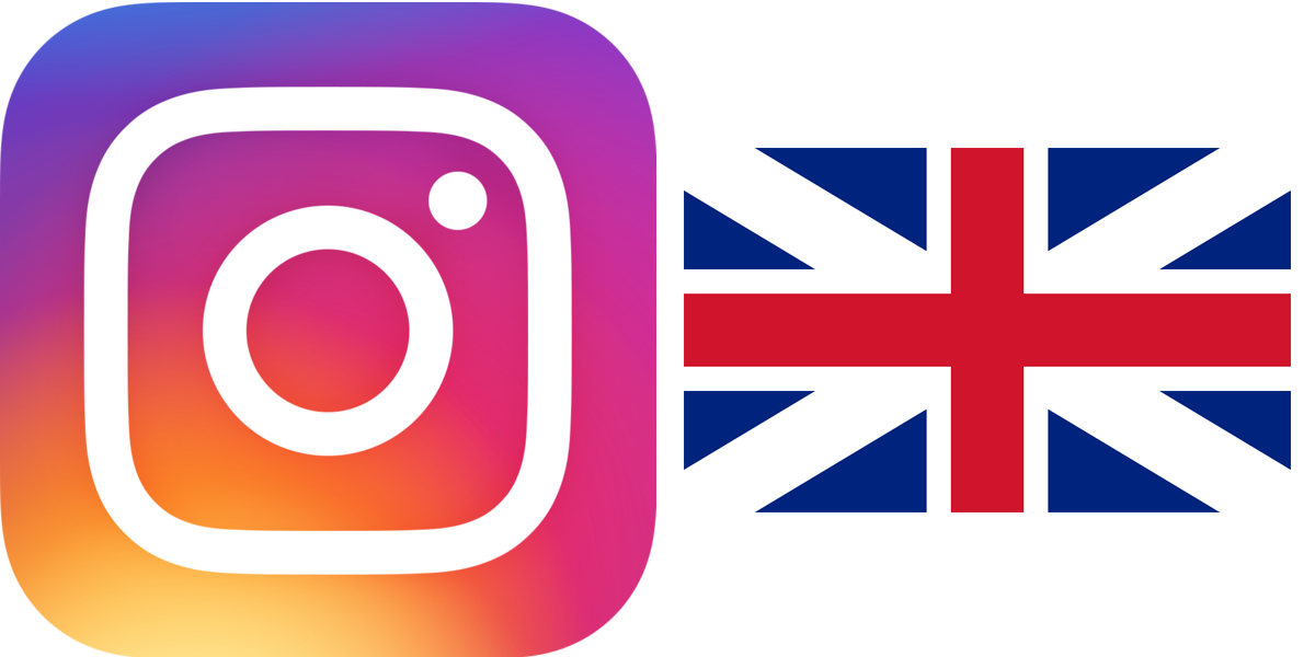 English Instagram