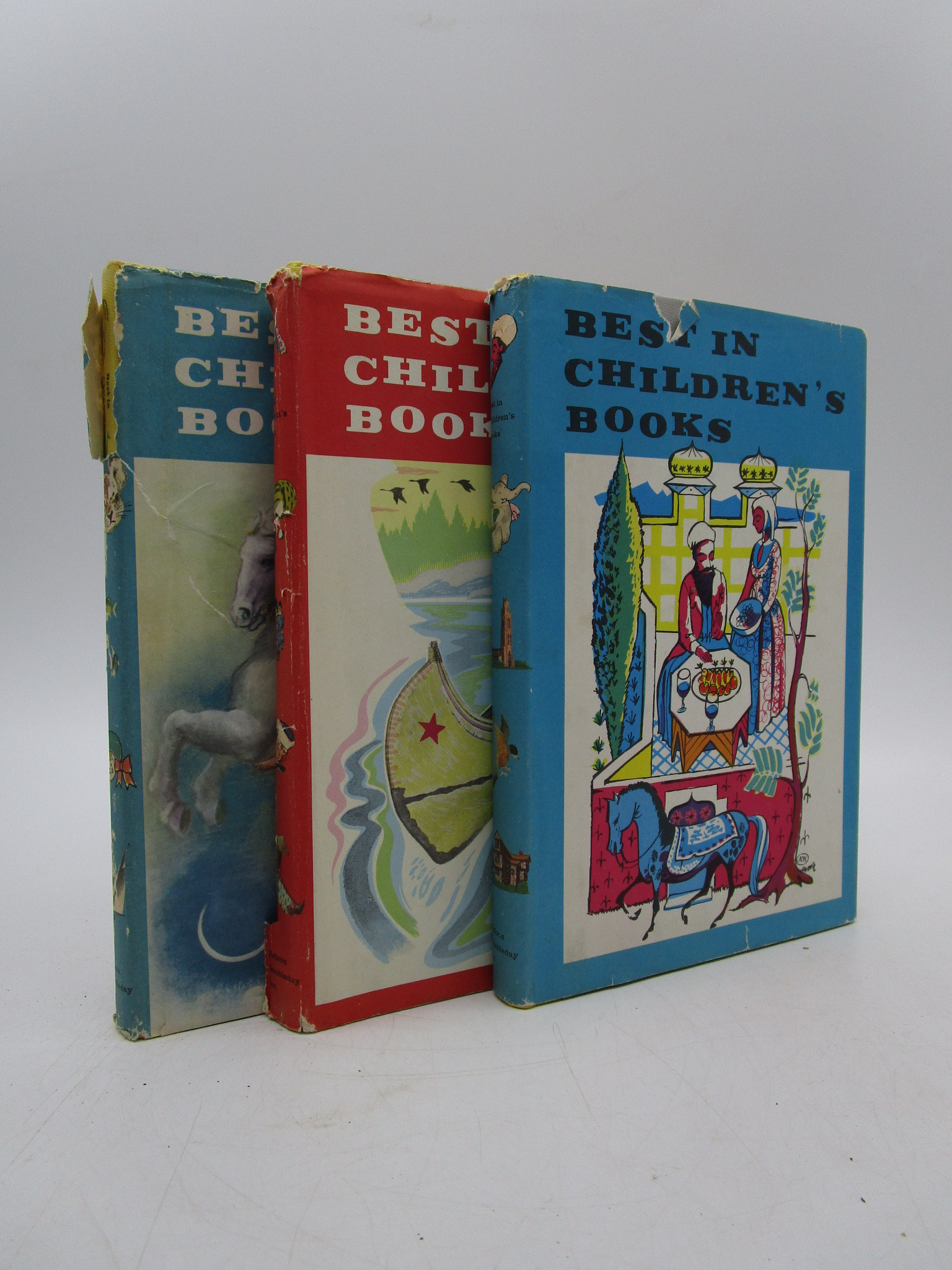 Image for Best in Children's Books (Three Volumes: 5, 7, 21)