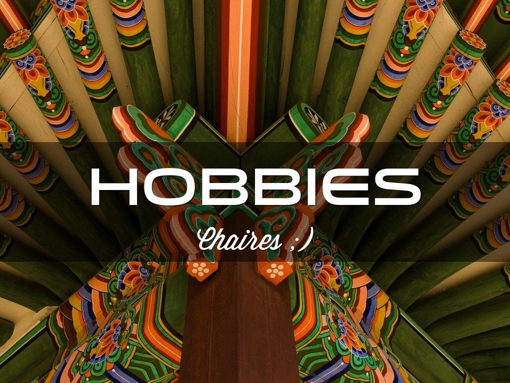 list of hobby ideas to make money