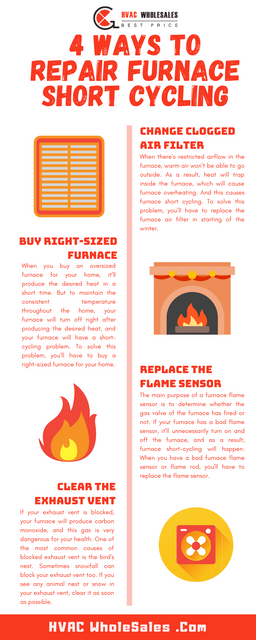 4 Ways to Repair Furnace Short-Cycling