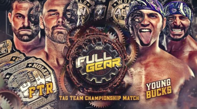FTR The Revival (c) vs The Young Bucks