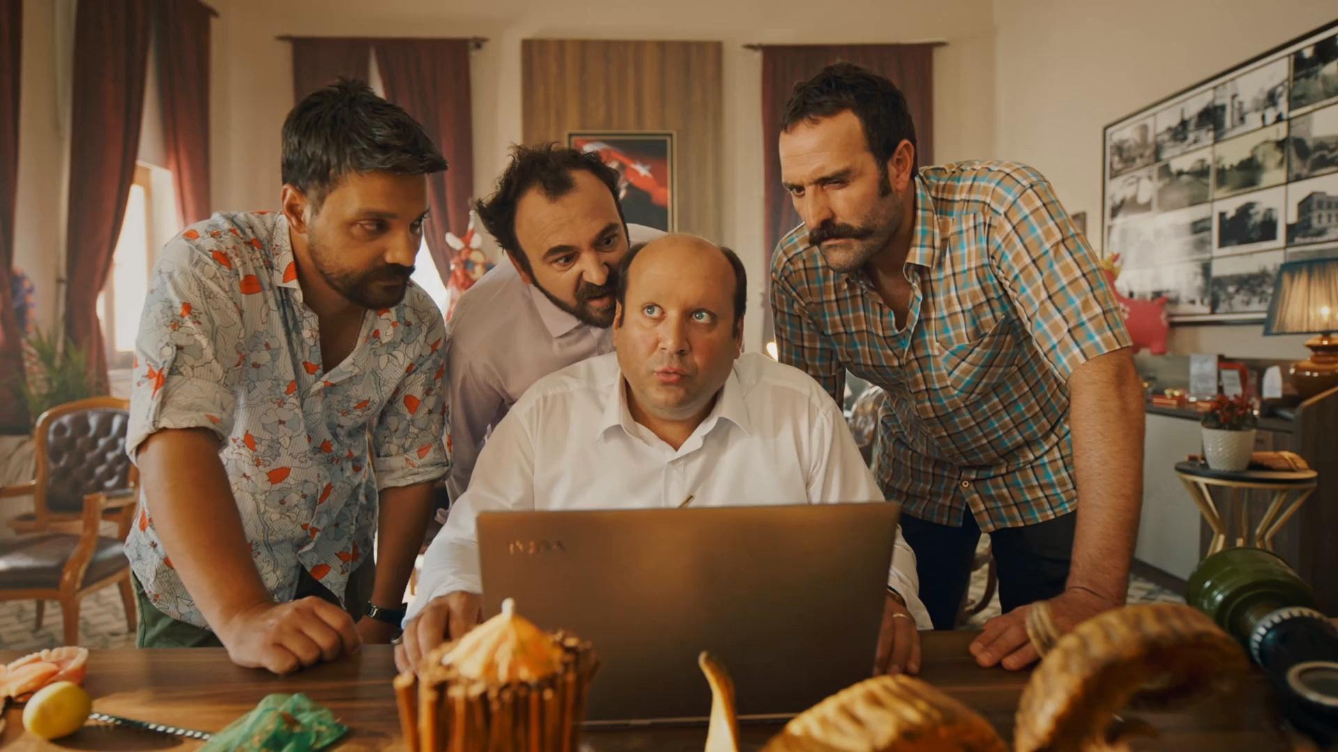 Kırk Yalan | 2020 | Yerli Film | WEB-DL | XviD | Sansürsüz | 720p - 1080p - m720p - m1080p | WEB-DL | Tek Link