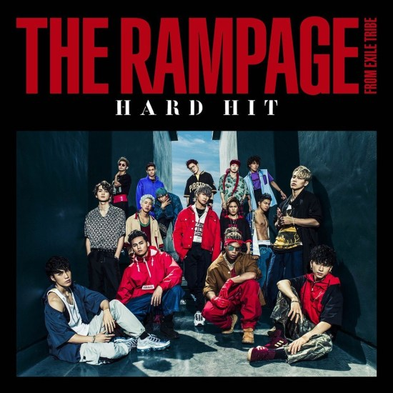 [Single] THE RAMPAGE from EXILE TRIBE – HARD HIT