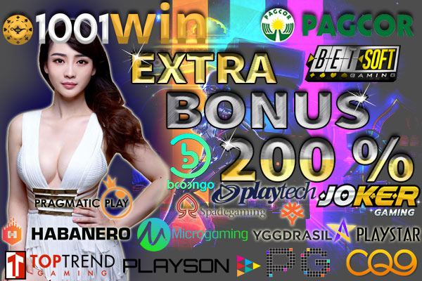 Daftar Slot Game Online Deposit Via Gopay 1001WIN