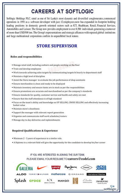 1965c-Store-Supervisor