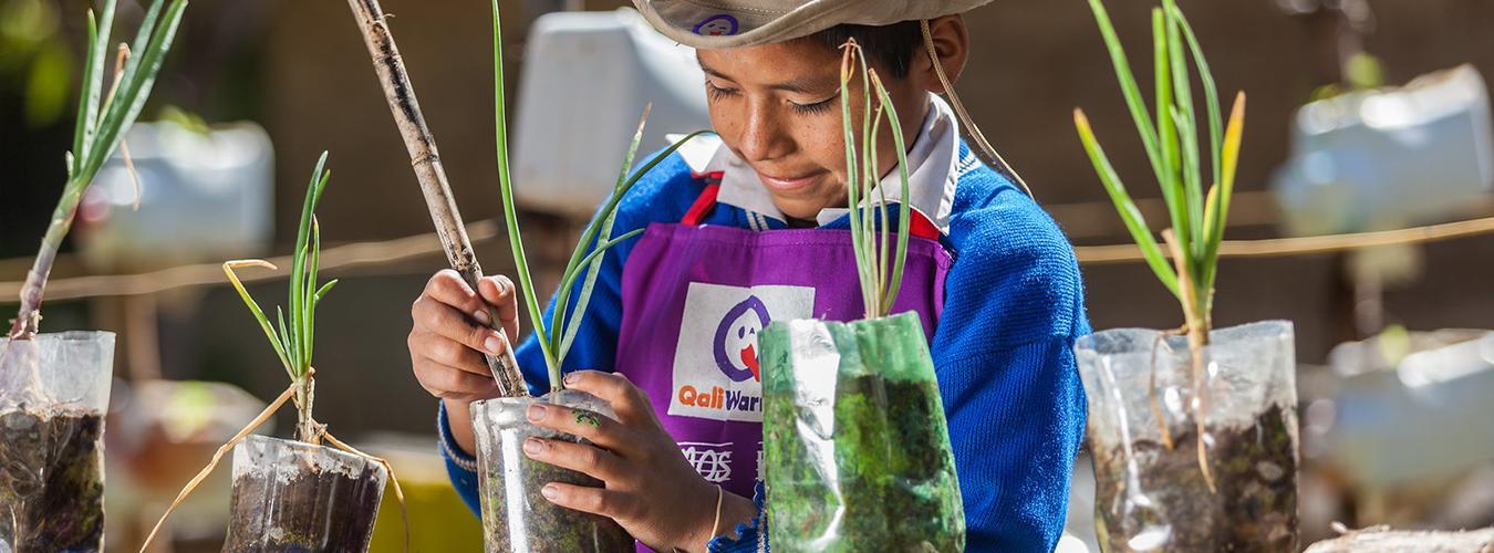 Naciones Unidas: Día Internacional de la Madre Tierra 22 de abril