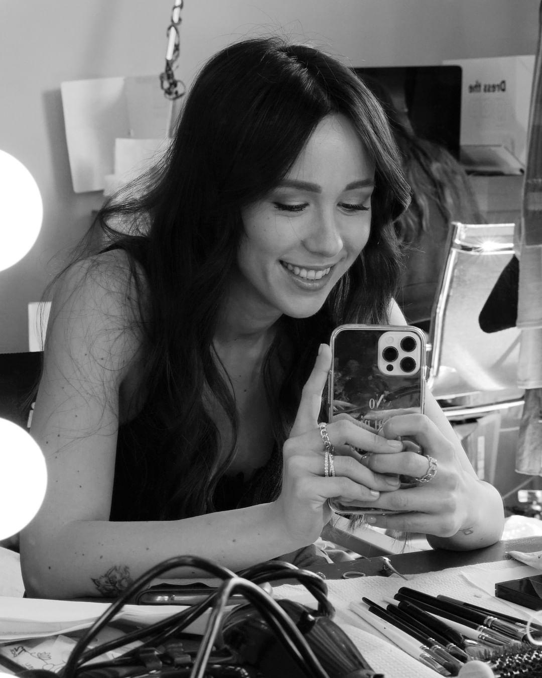 Aurora Ramazzotti: volto del nuovo spot Morellato