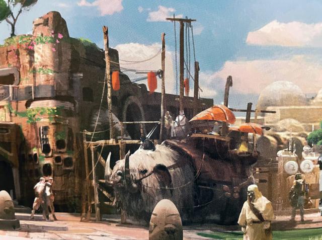Star Wars: Galaxy's Edge [Disneyland Park - 2019] - Page 12 161