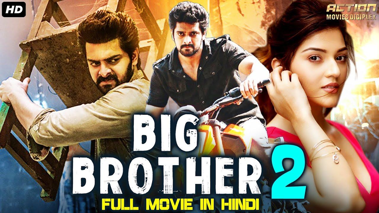 vBig Brother 2 (2021) Hindi Dubbed Full Movie 720p HDRip 700MB Download