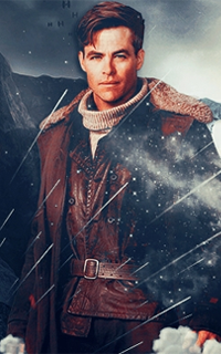 Chris Pine - Avatars 200*320 pixels H-pha-Even