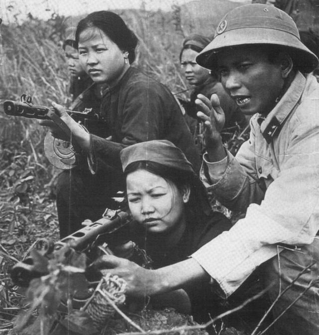 PPSh-41 in Vietnam.