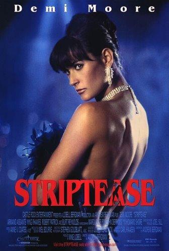 Striptiz / Striptease (1996) PL.BRRip.XviD-GR4PE | Lektor PL