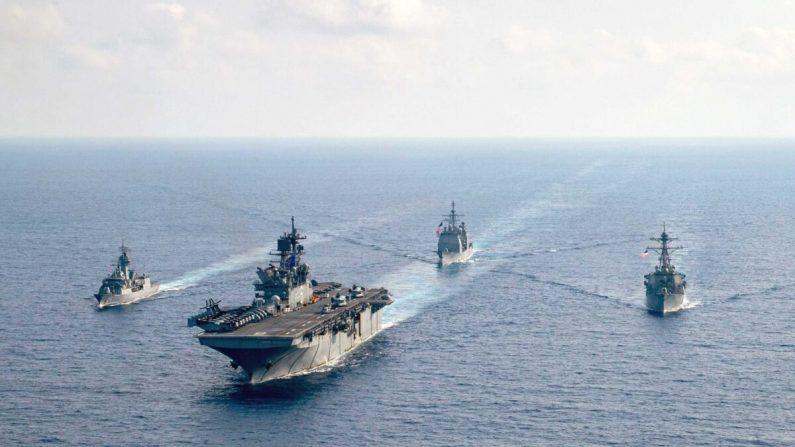 Mar Cinese Meridionale: Cina avverte Australia, provocazioni di nuova Guerra Fredda.