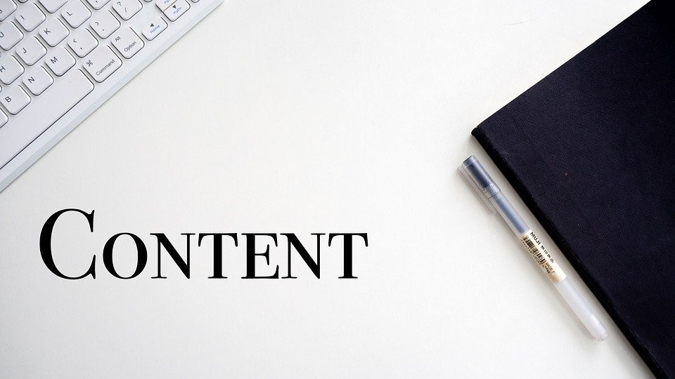 Four Effective Types of Content Marketing