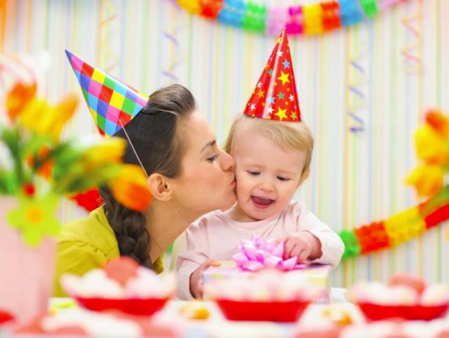 Как организовать день рождения ребенка дома