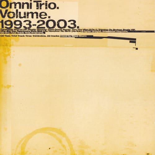 Download Omni Trio - Volume 1993-2003 mp3
