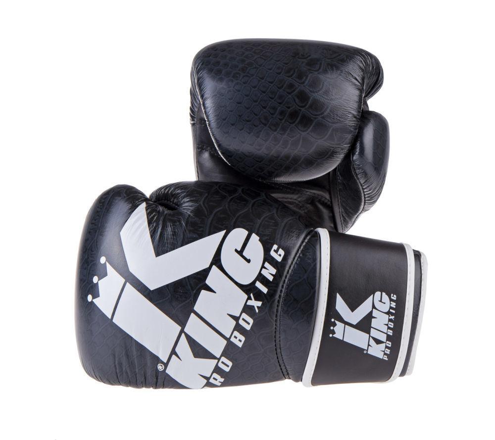 Боксерские перчатки King Pro Boxing Snake Original