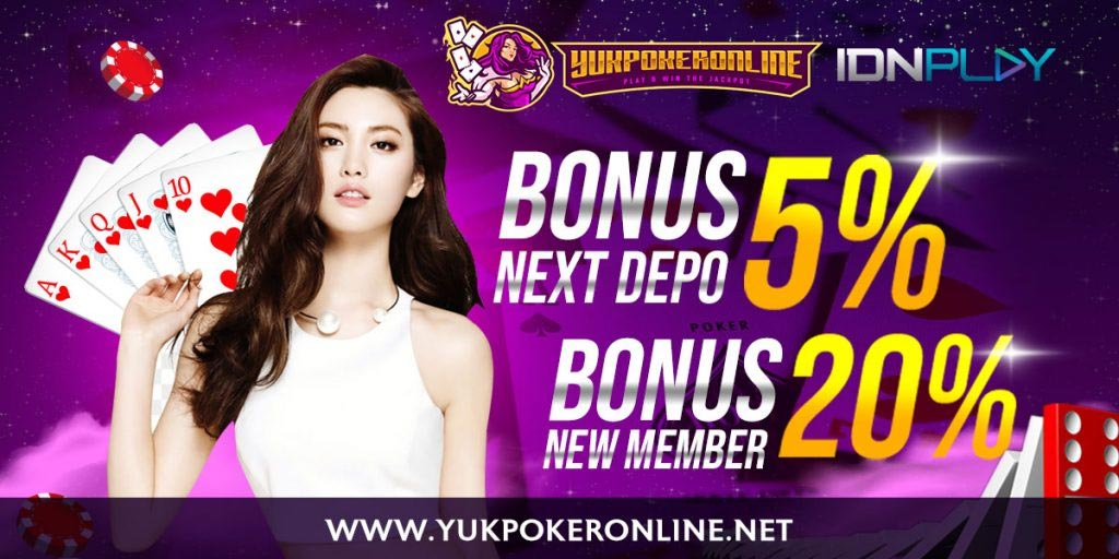 Agen Idn Poker Situs Judi Poker Online Terpercaya Di Indonesia
