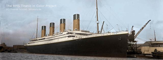 titanic - Academy Titanic 1:400 - Pagina 2 1912-149-960-Header1